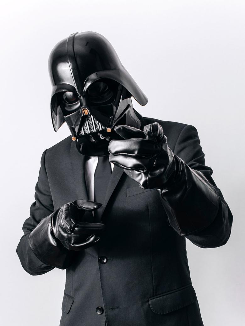 Jak D. Vader wyprowadził mnie ze strefy komfortu