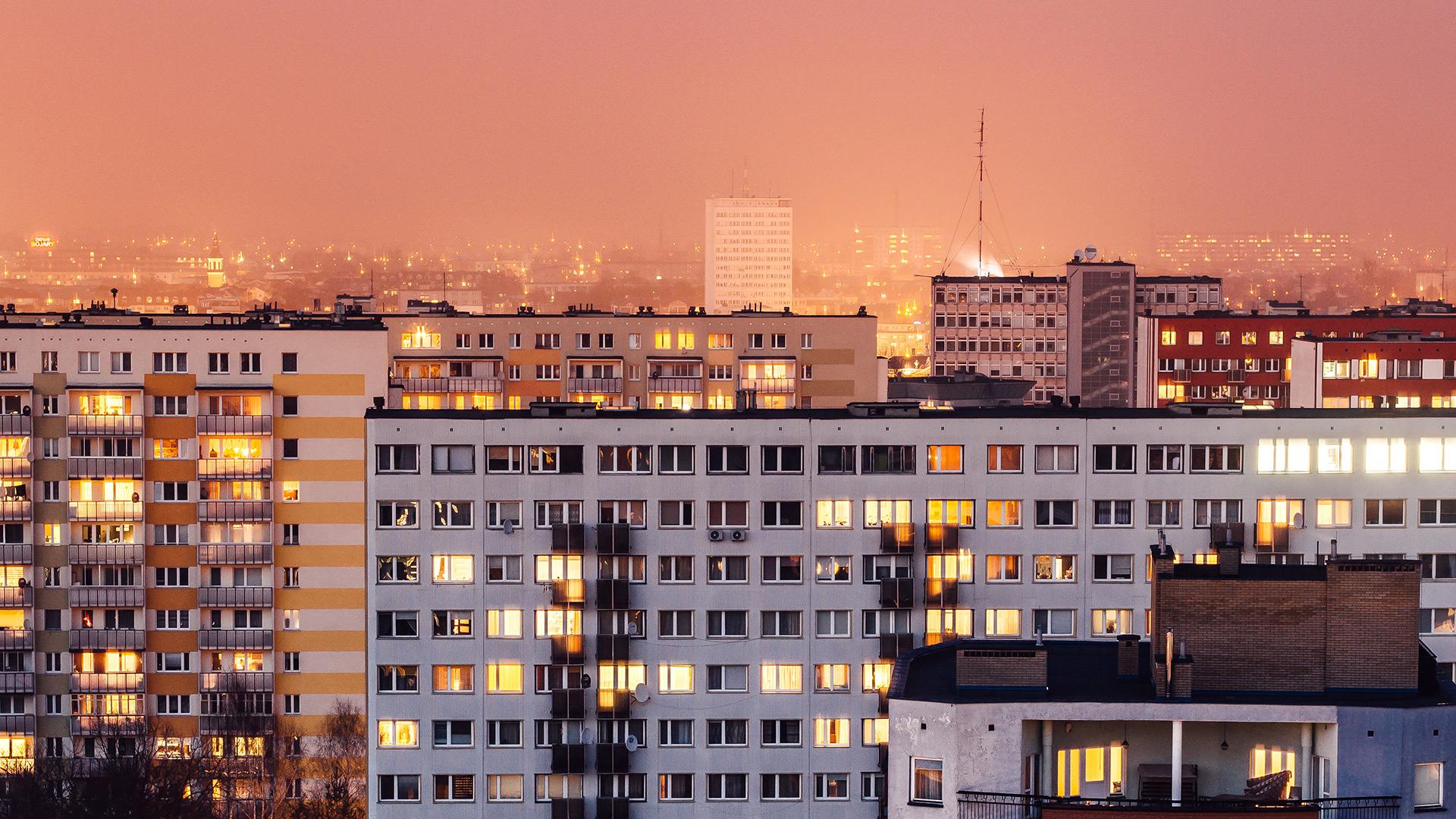 Białystok - panorama