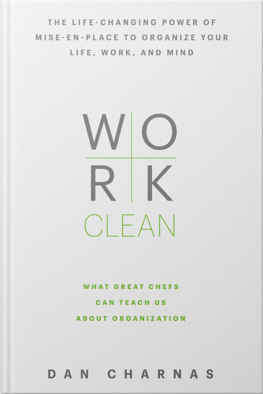 Work Clean - Dan Charnas