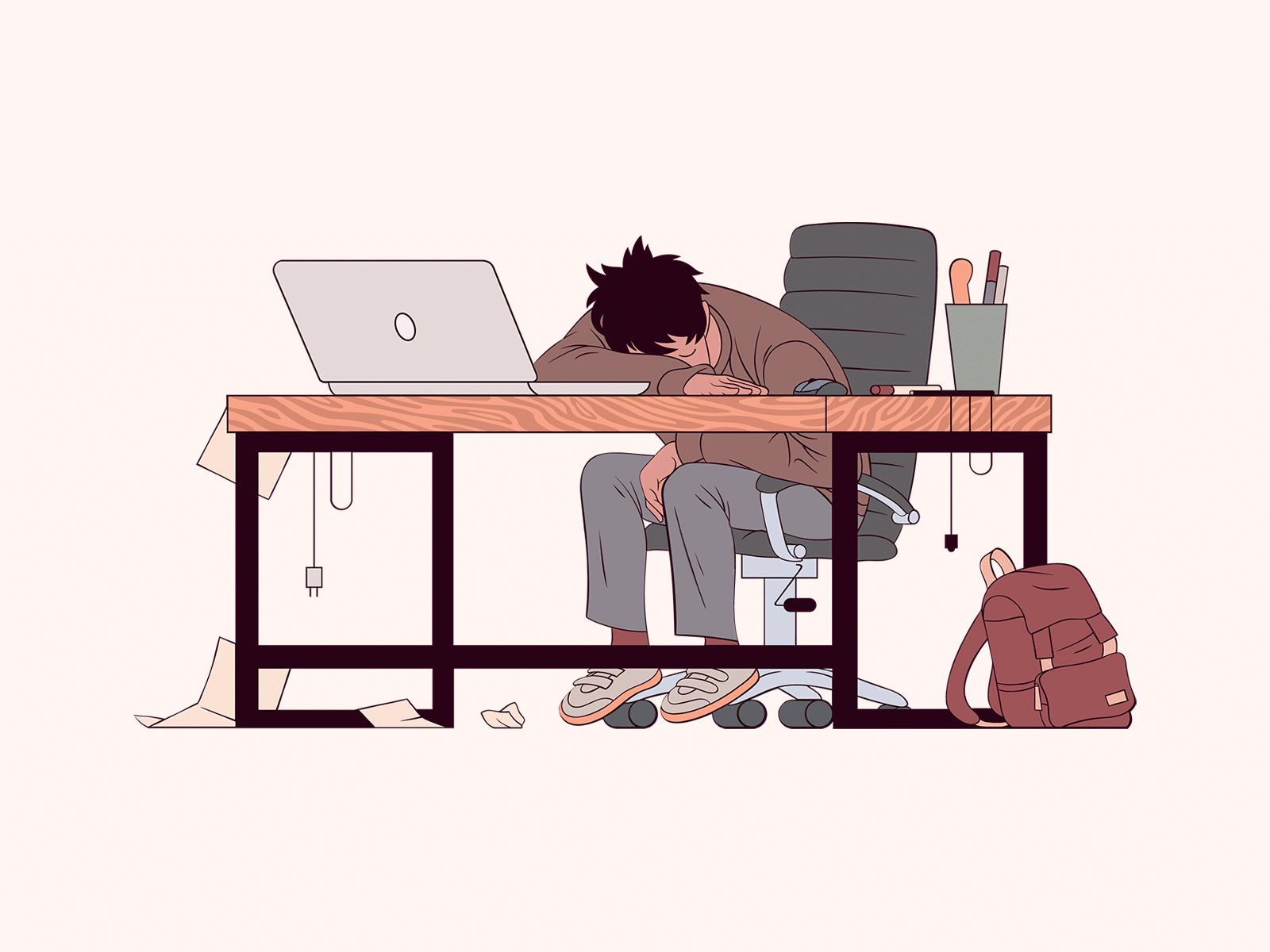 Jak skupić się w pracy