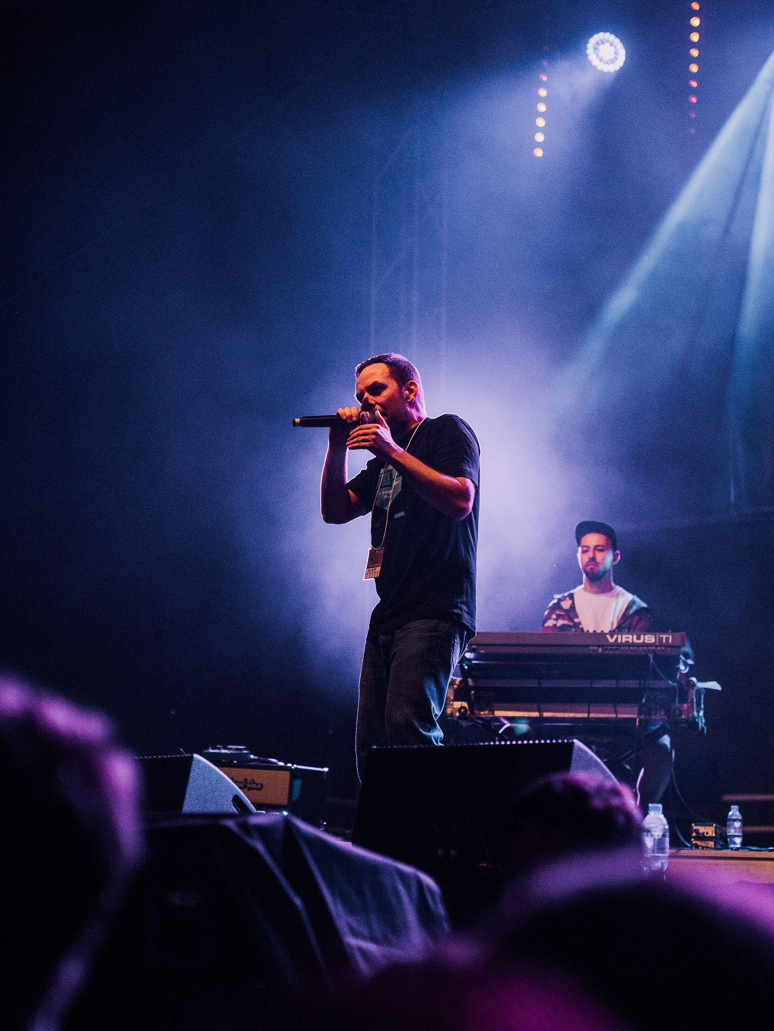 Dzień 1375 - koncert Łony, lipiec 2018