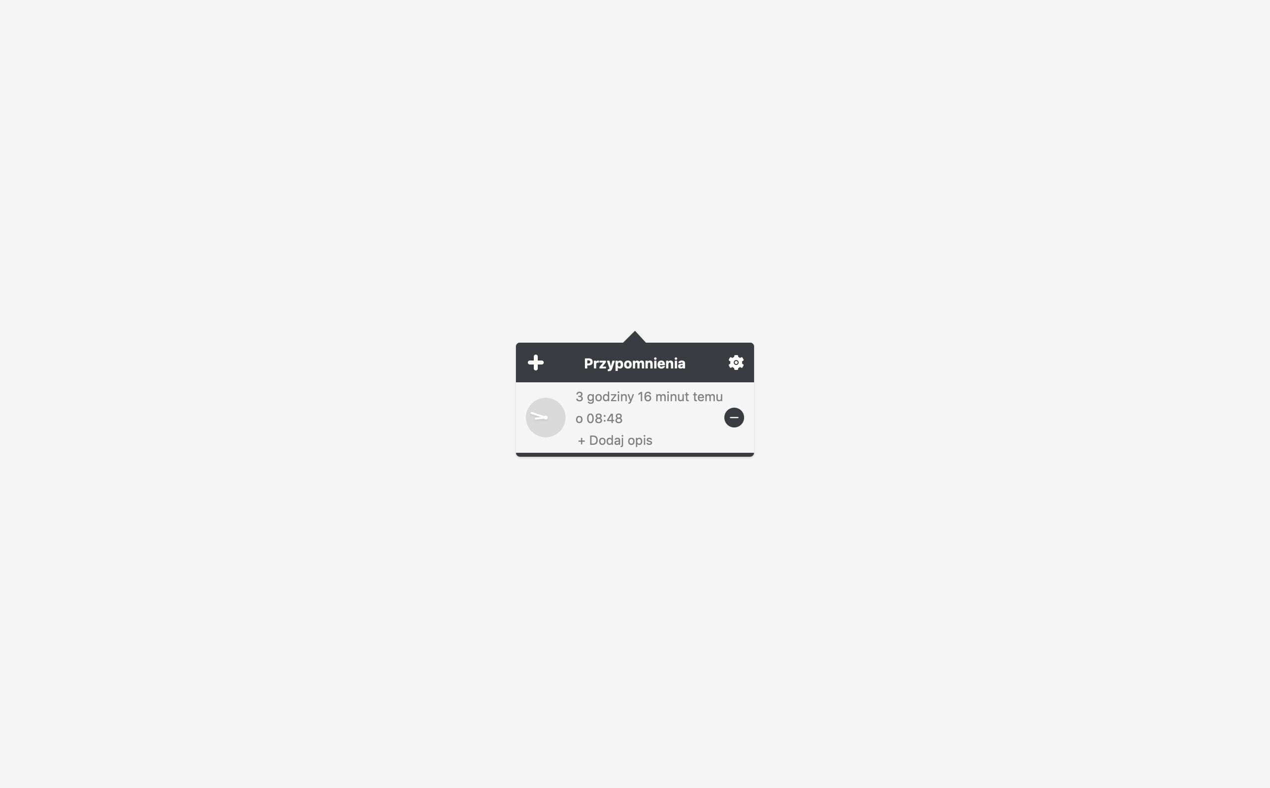 Gestimer na Mac - aplikacja do Pomodoro